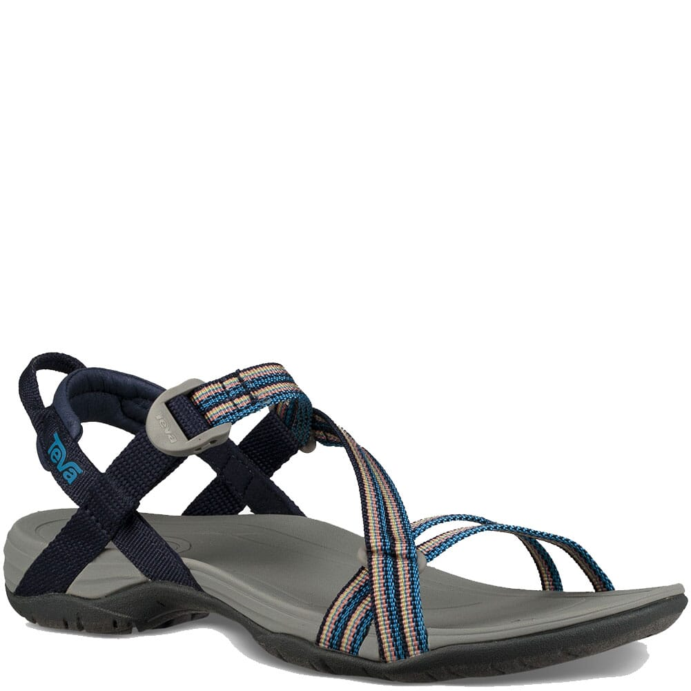 Image for SAML Teva Women's Sirra Sandals - Spili Apricot Multi from bootbay