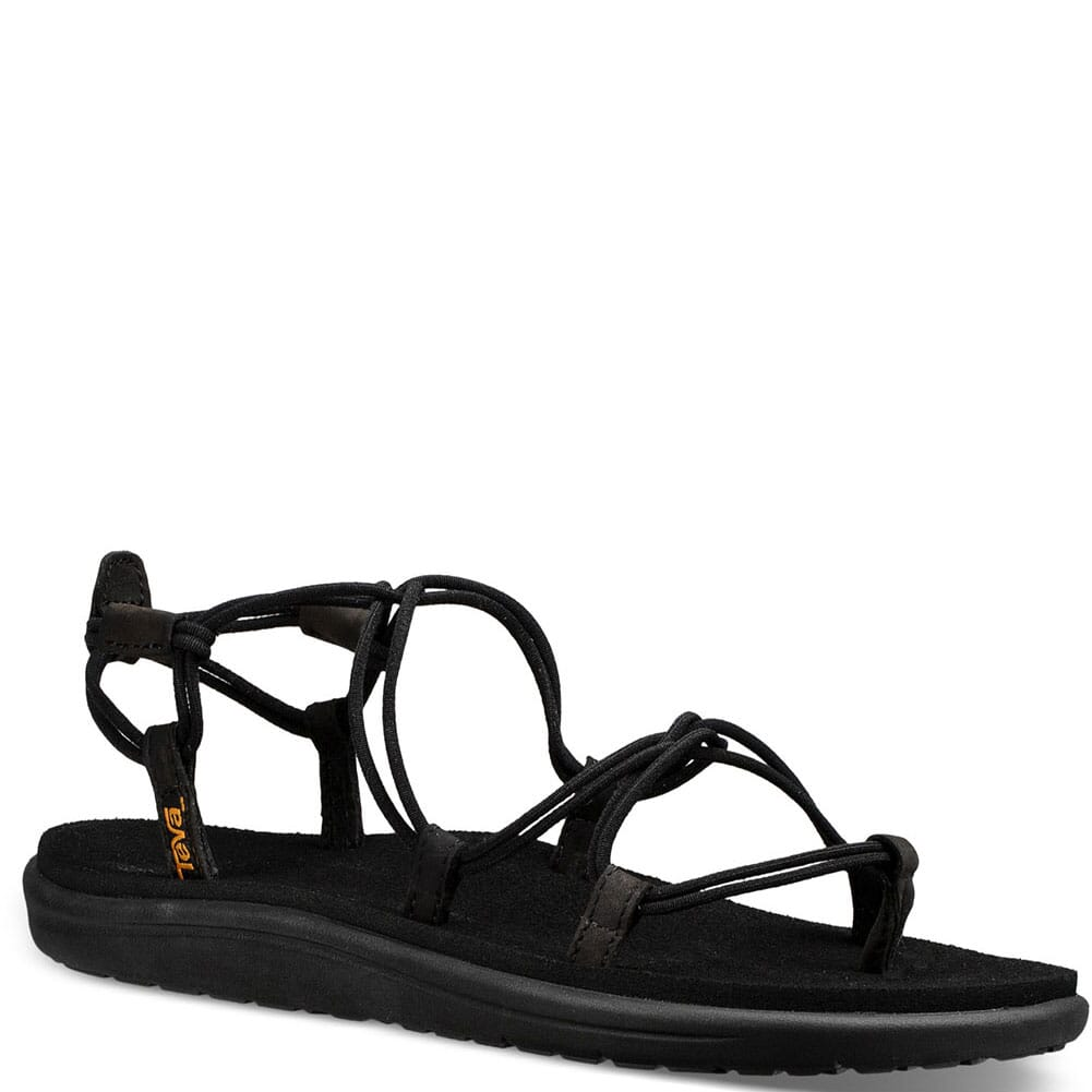 Image for Teva Women's Voya Infinity Sandals - Black from elliottsboots
