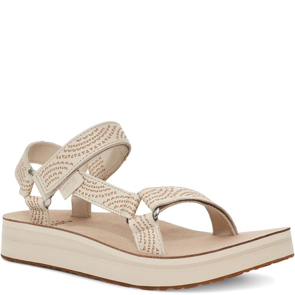 Image for Teva Women's Midform Universal Sandals - White Swan from bootbay