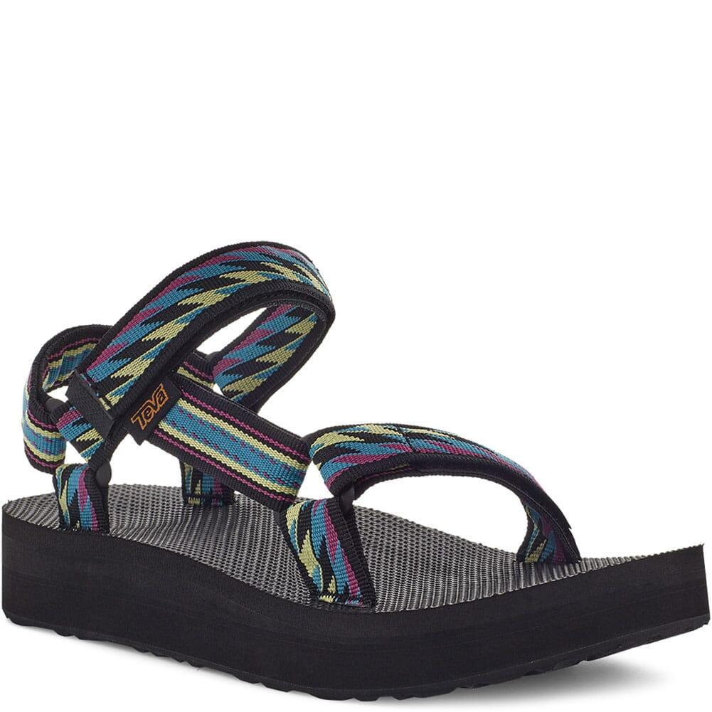 Image for Teva Women's Midform Universal Sandals - Bolt Retro from bootbay