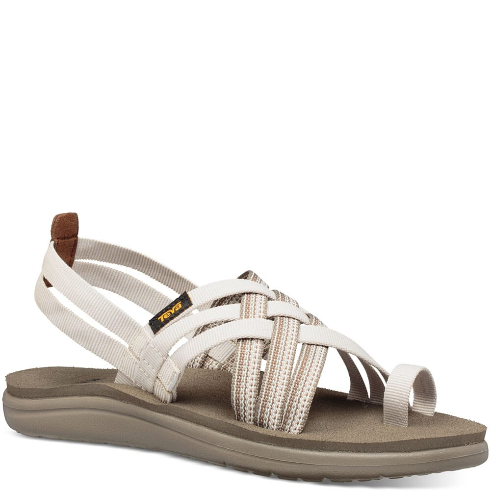 Image for Teva Women's Voya Strappy Sandals - Antiguous Birch from bootbay
