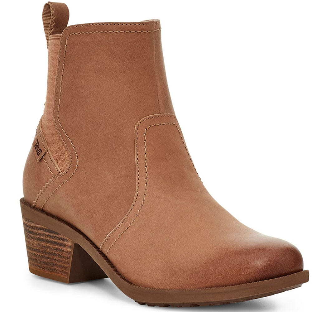 Image for Teva Women's Anaya Chelsea WP Casual Boots - Sand Dune from bootbay