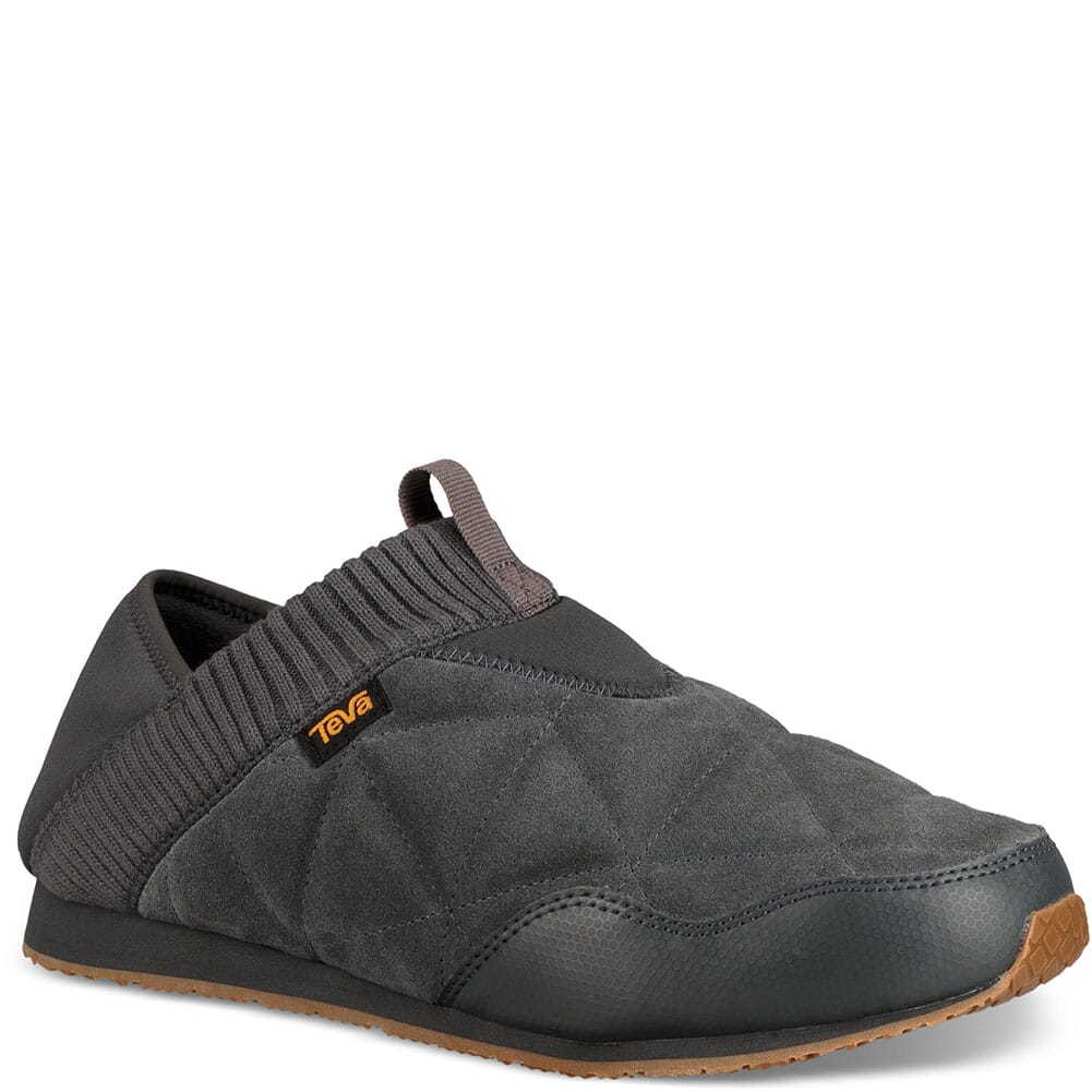 Image for Teva Men's Ember Moc Casual Shoes - Dark Shadow from bootbay