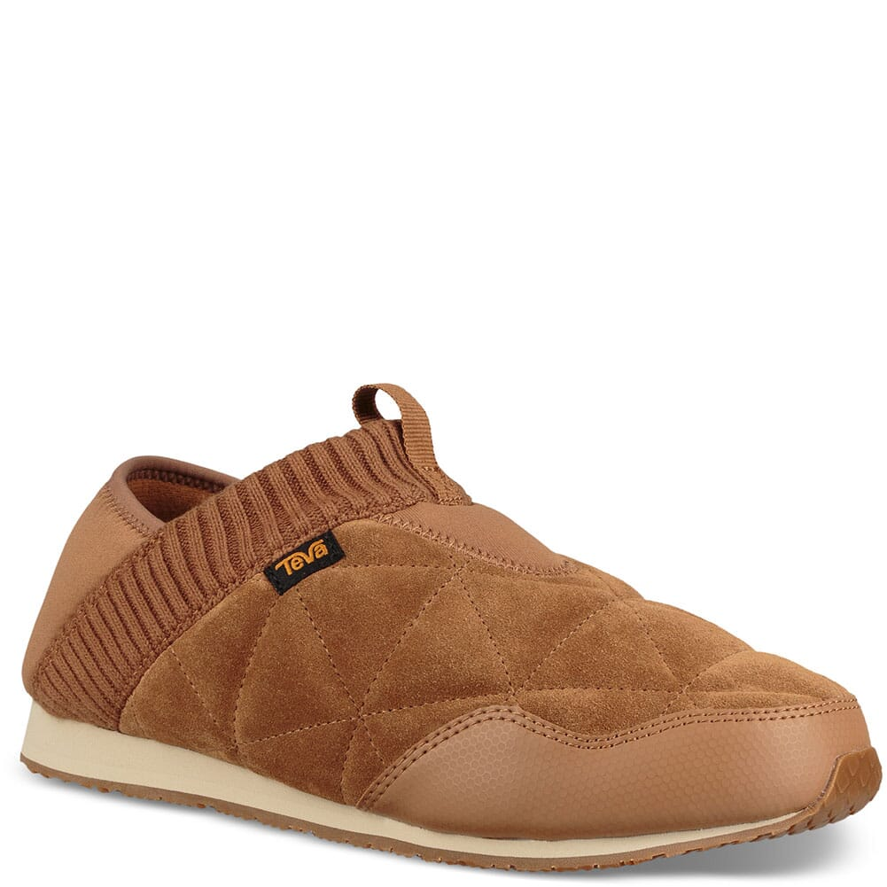 Image for Teva Women's Ember Moc Casual Shoes - Pecan from bootbay