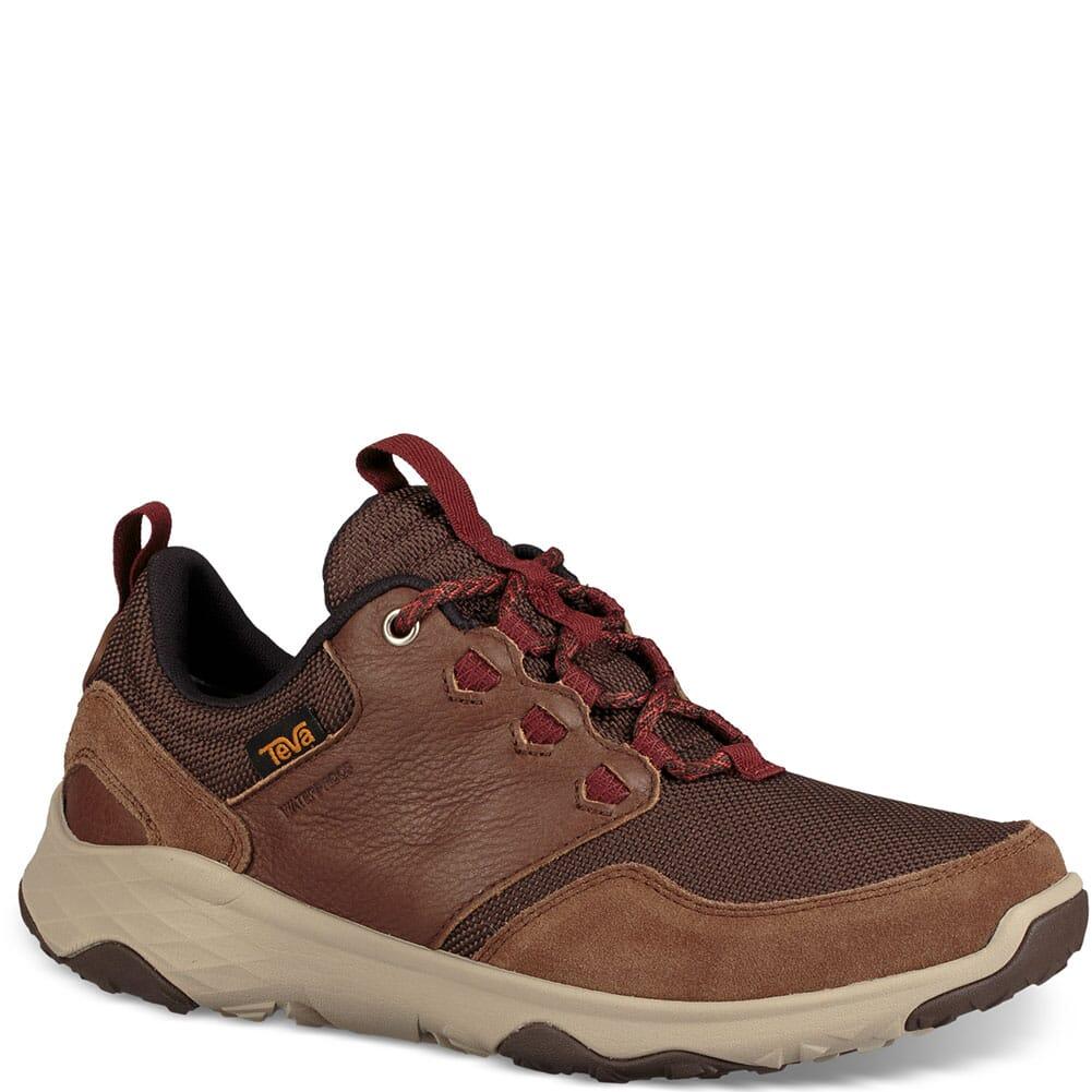 Image for Teva Men's Arrowood Venture Hiking Shoes - Bison from bootbay