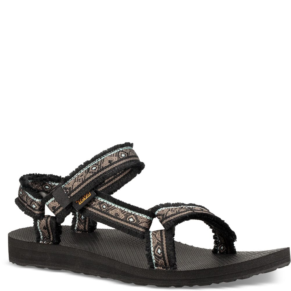 Image for Teva Original Universal Maressa Sandals - Maressa Black Multi from elliottsboots