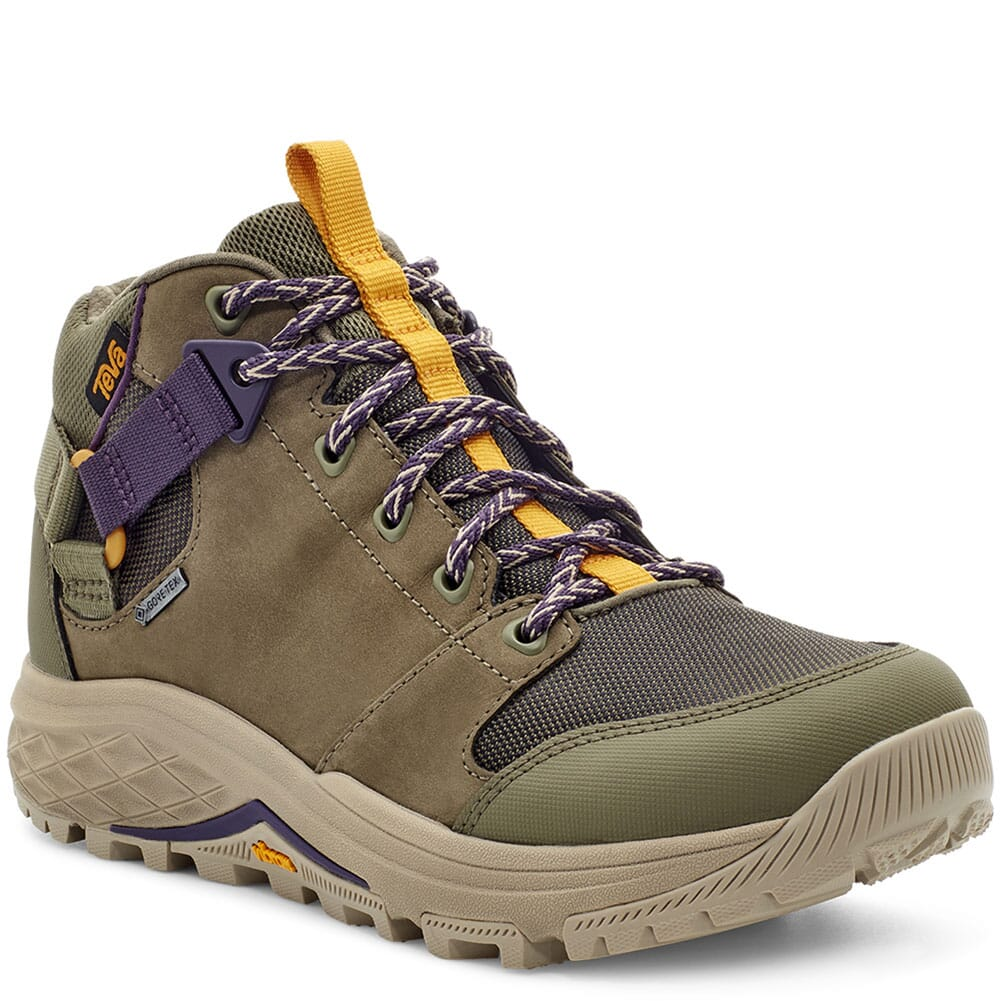 Image for Teva Women's Grandview Casual Boots - Burnt Olive from bootbay