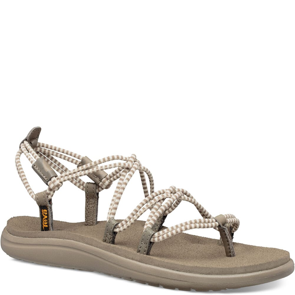 Image for Teva Women's Voya Infinity Stripe Sandals - Birch from elliottsboots
