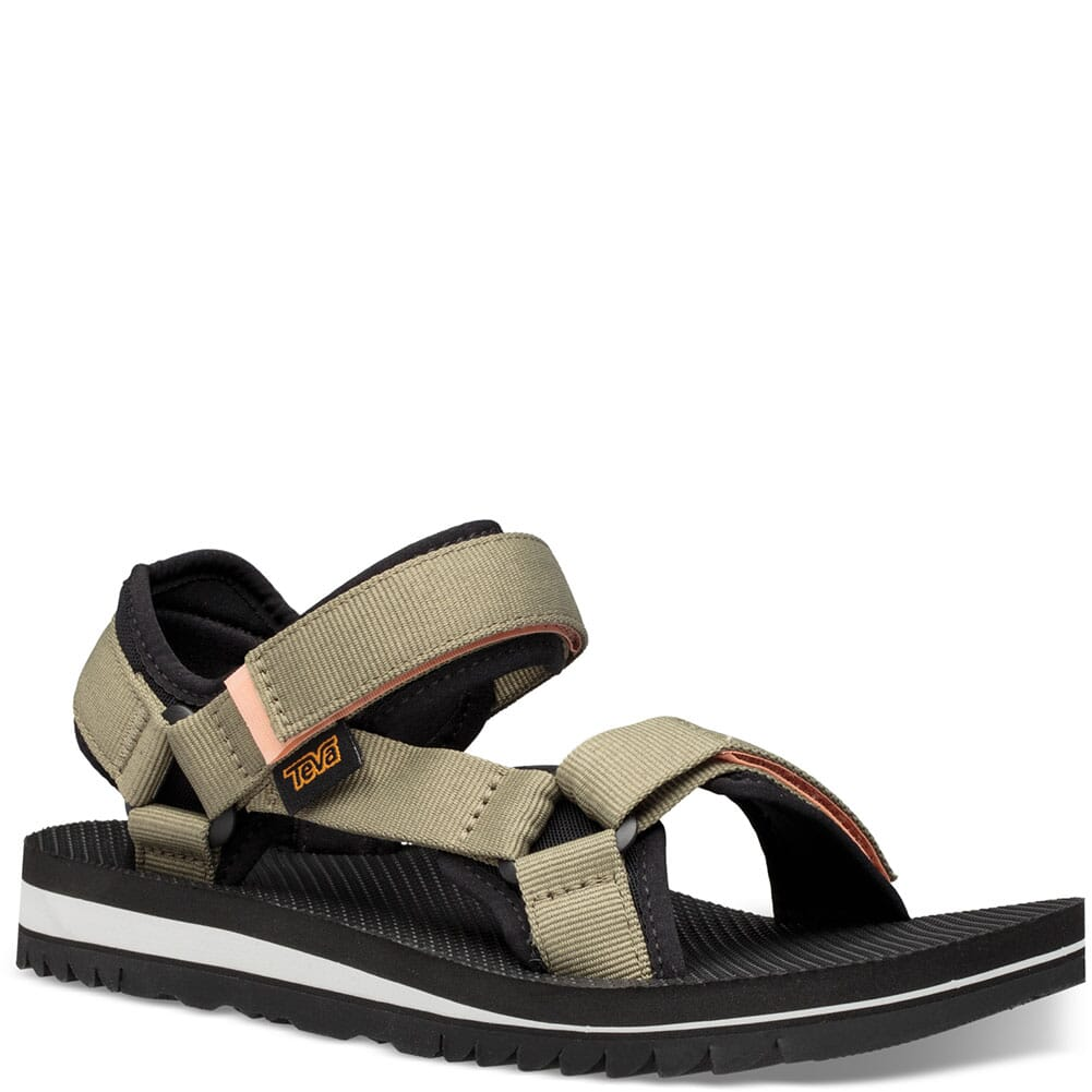 Image for Teva Women's Universal Trail Sandals - Burnt Olive from elliottsboots