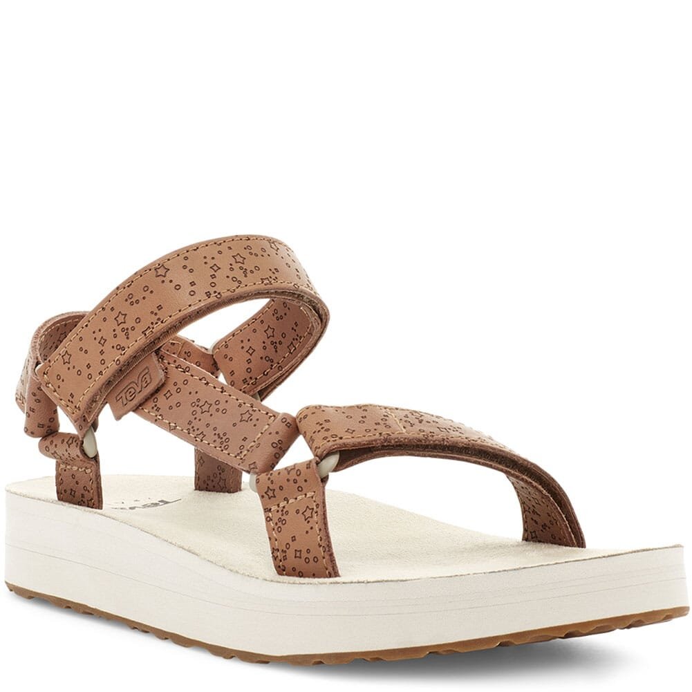 Image for Teva Women's Midform Universal Star Sandals - Chipmunk from elliottsboots