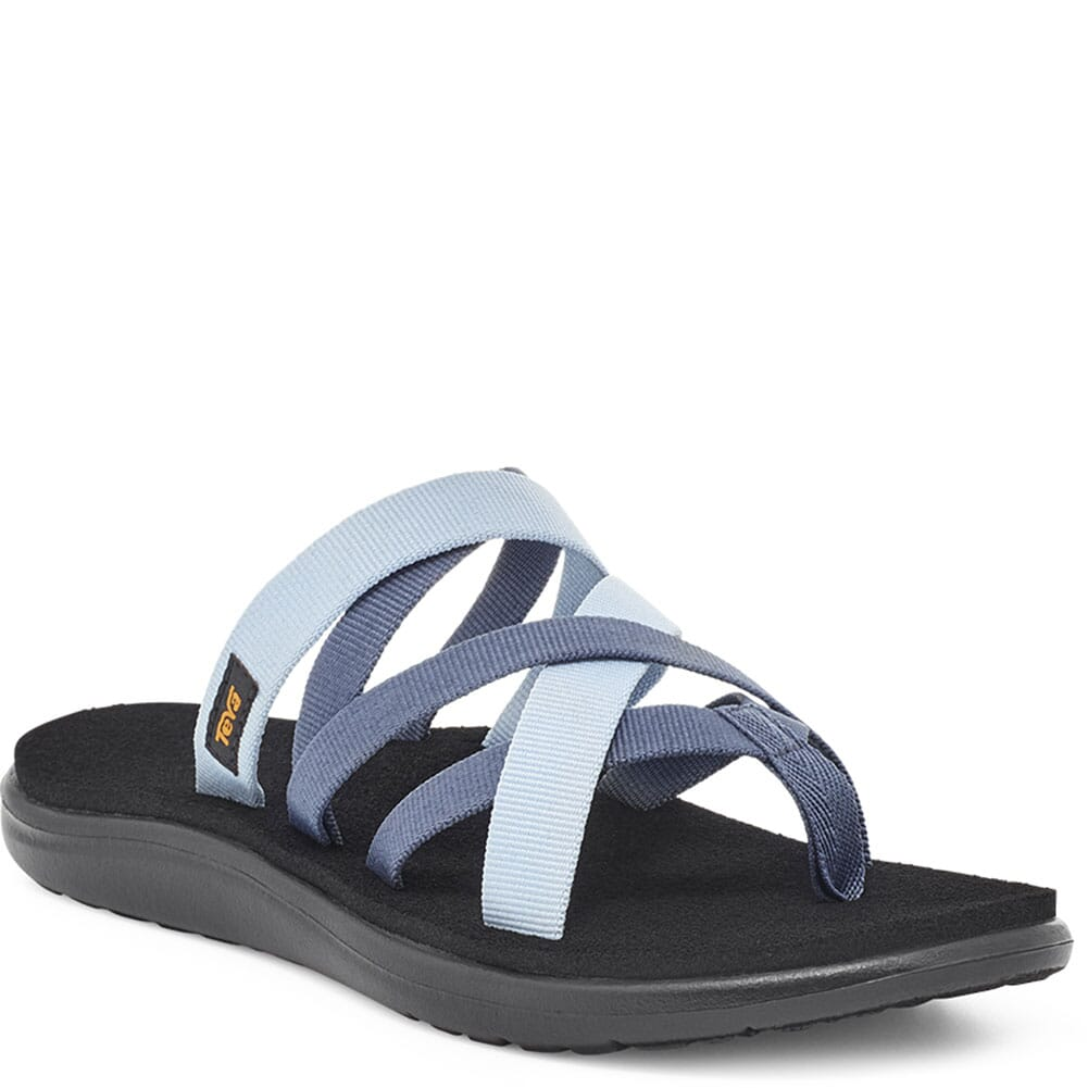 Image for Teva Wpmen's Voya Zillesa Sandals - Blue Indigo/Chambray Blue from bootbay
