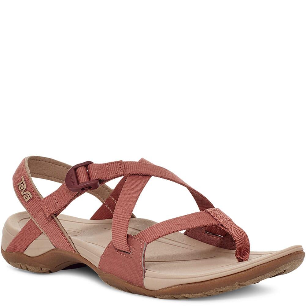 Image for Teva Women's Ascona Cross Strap Sandals - Aragon from elliottsboots