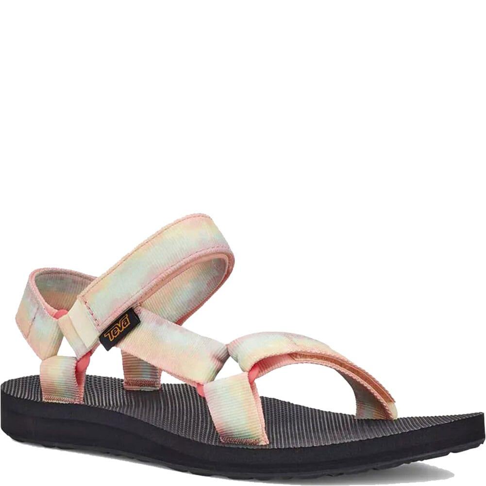 Image for Teva Women's Original Universal Sandals - Sorbet Lemon from elliottsboots