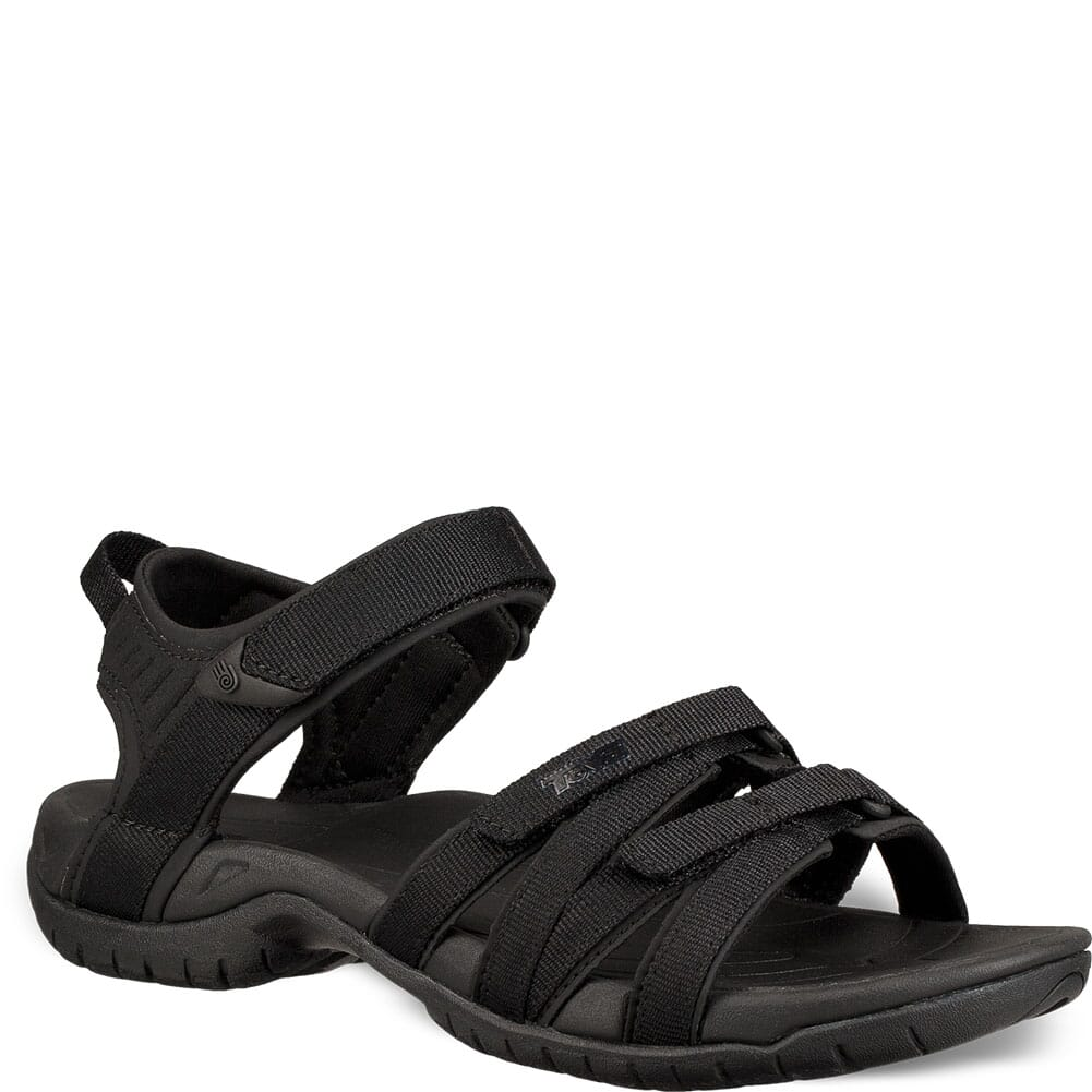 Image for Teva Women's TIRRA Sandals - Black from elliottsboots