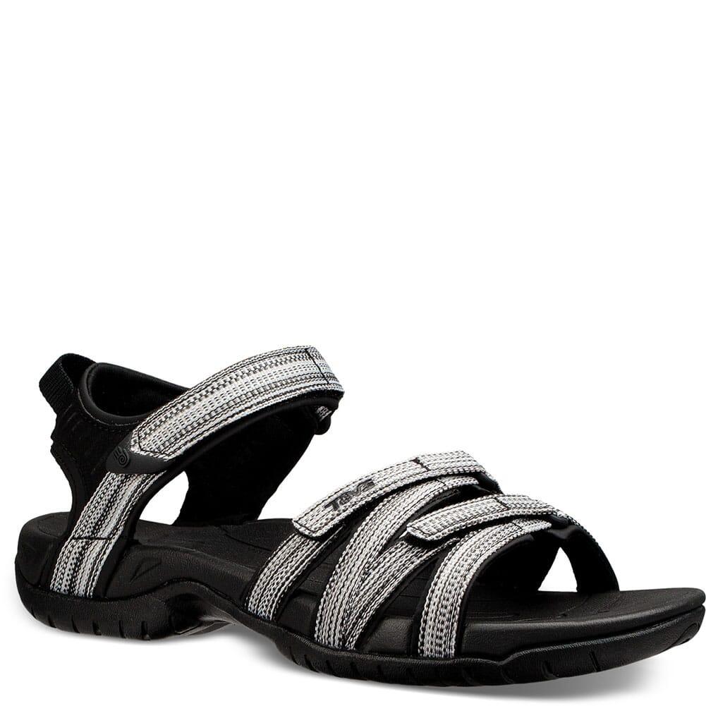 Image for Teva Women's Tirra Sandals - Black/White from bootbay