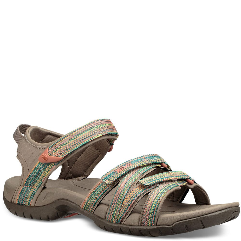 Image for Teva Women's TIRRA Sandals - Taupe Multi from elliottsboots