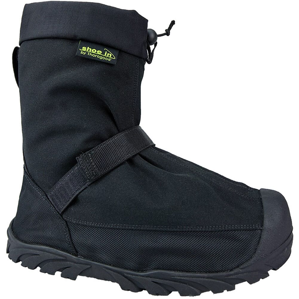 Image for Thorogood Men's Monsoon WP Overshoe Work Boots - Black from bootbay