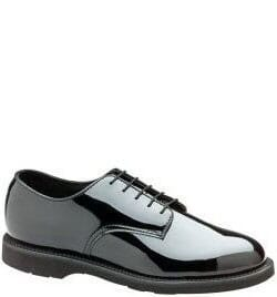 Image for Thorogood Women's Poromeric Uniform Shoes - Black from elliottsboots
