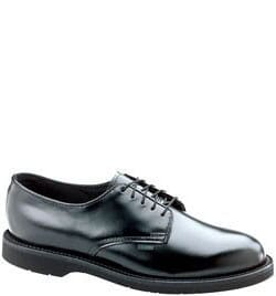 Image for Thorogood Women's Classic Uniform Shoes - Black from elliottsboots