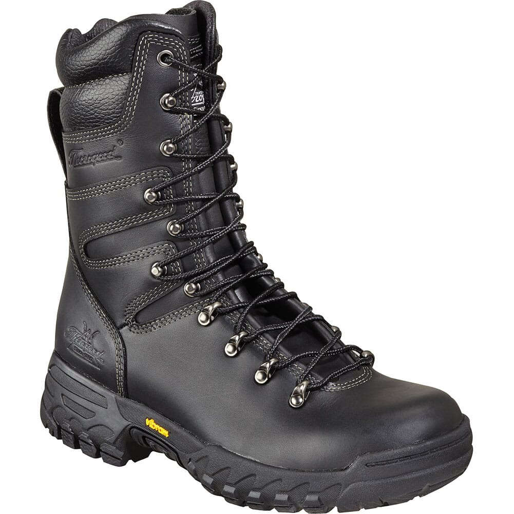 Image for Thorogood Women's Firestalker Elite Wildland Hiking Boots - Black from bootbay