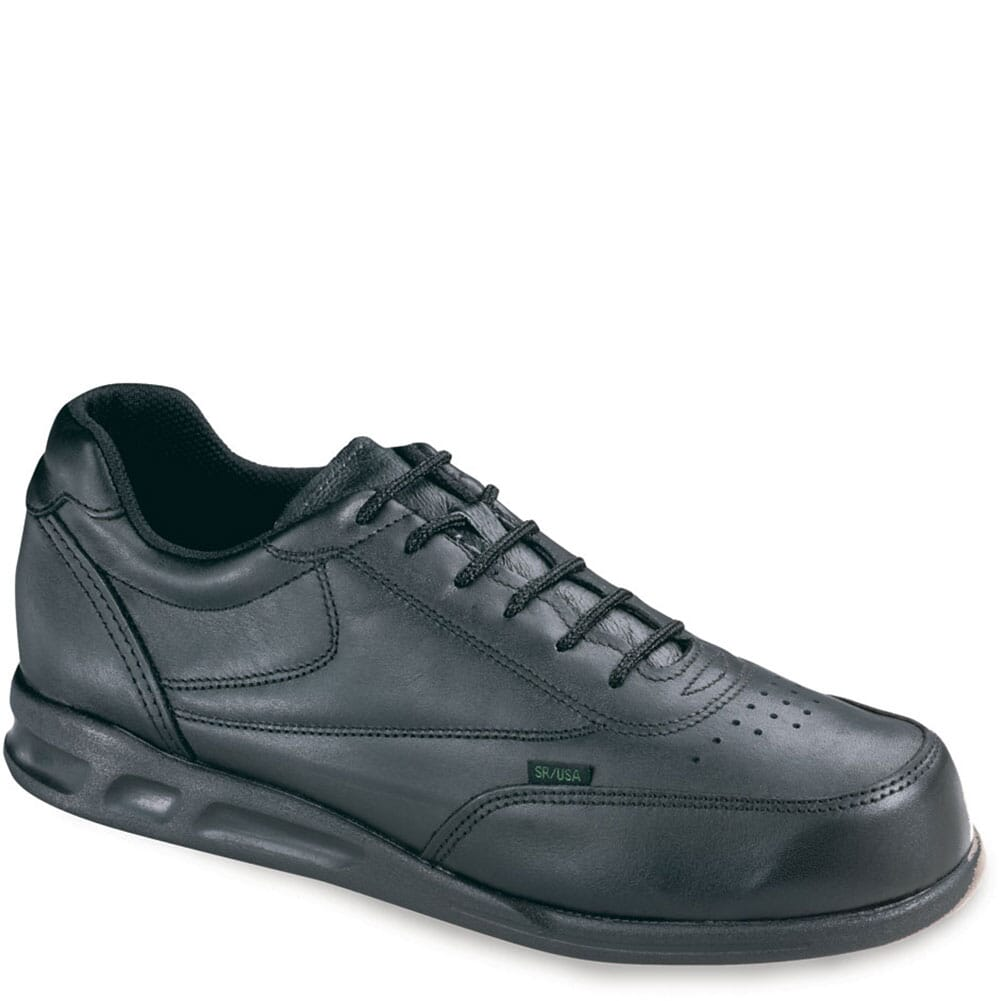 Image for Thorogood Women's Code 3 Series Postal Oxfords - Black from bootbay
