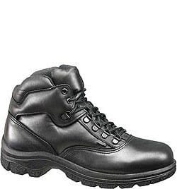 Image for Thorogood Women's Cross-Trainer Uniform Boots - Black from elliottsboots