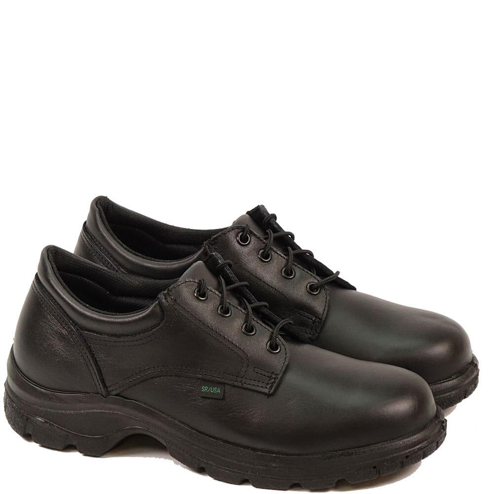 Image for Thorogood Women's Soft Streets Pltoe Uniform Shoes - Black from elliottsboots