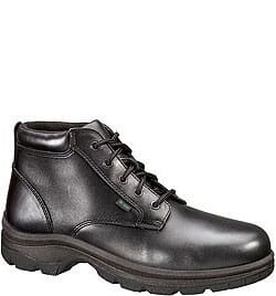 Image for Thorogood Women's Soft Streets Uniform Chukkas - Black from elliottsboots