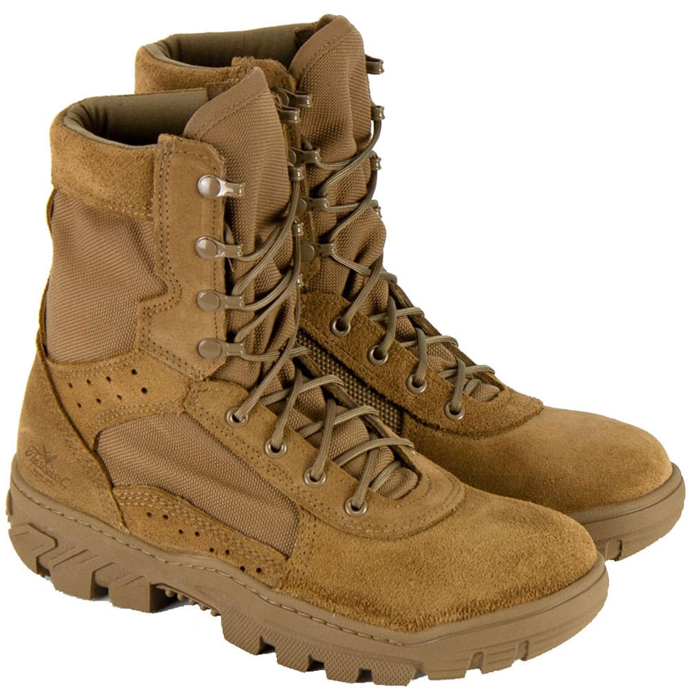 Image for Thorogood Men's War Fighter Safety Boots - Coyote from elliottsboots