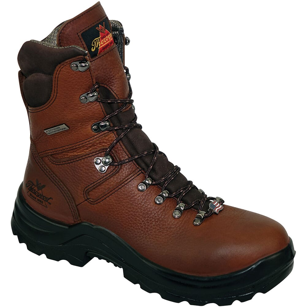 Image for Thorogood Men's Omni Safety Boots - Brown from bootbay