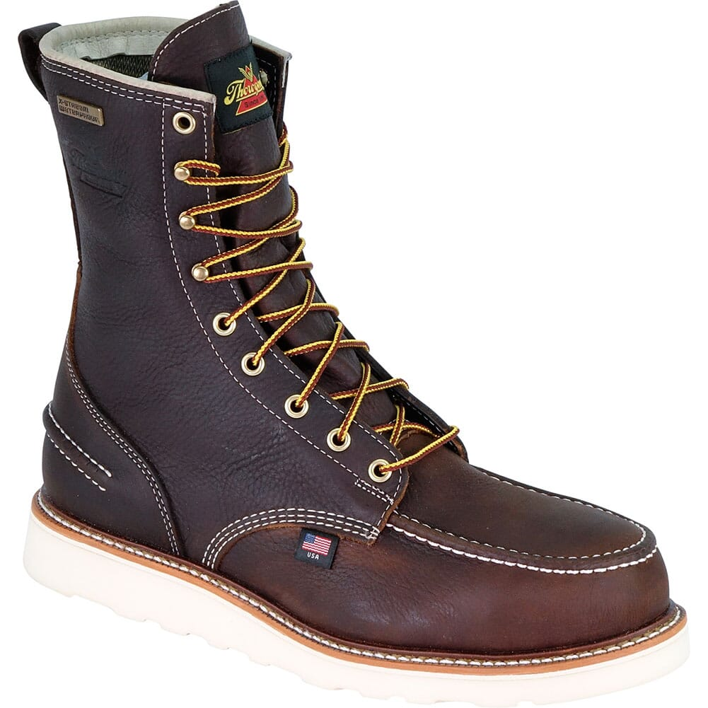 Image for Thorogood Men's 1957 Series Safety Boots - Briar Pitstop from bootbay