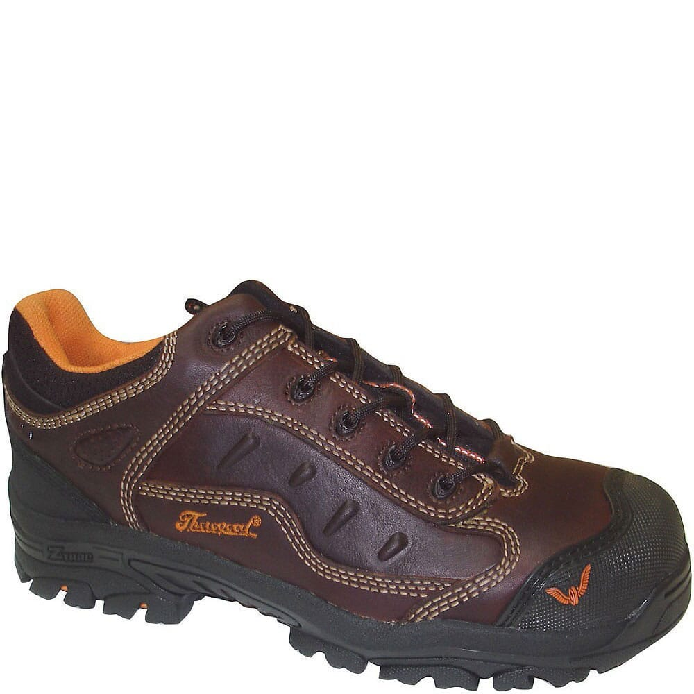Image for Thorogood Men's Sport ASR Safety Shoes - Brown from bootbay