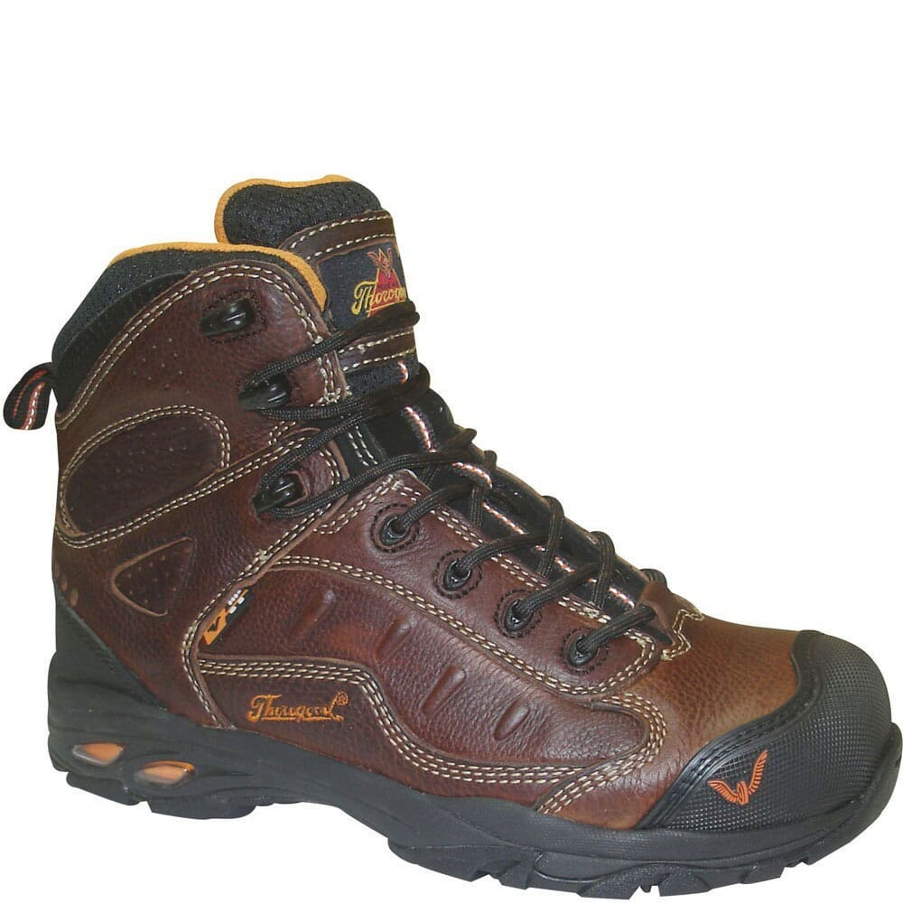 Image for Thorogood Men's Sport ASR Hiker Safety Shoes - Brown from bootbay