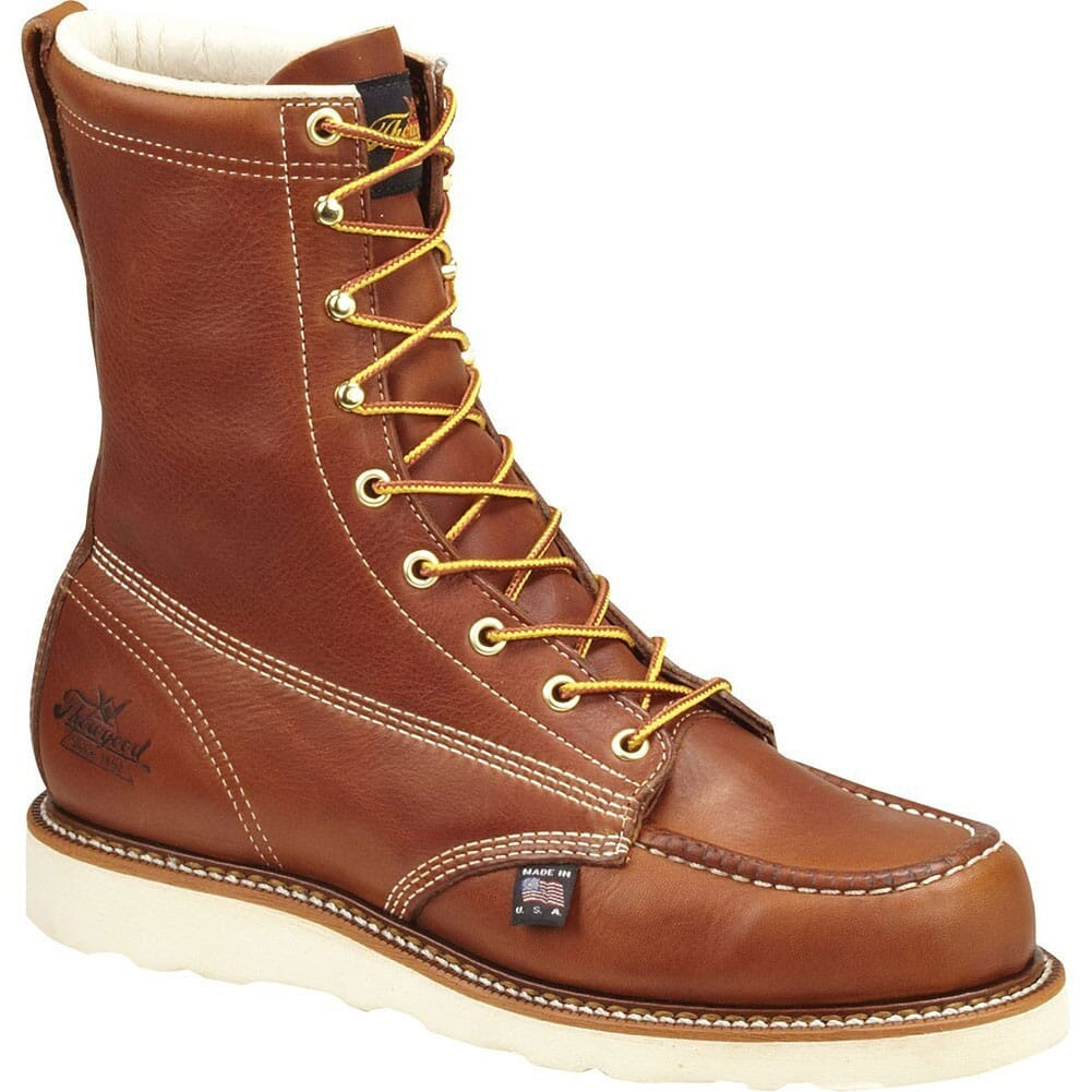 Image for Thorogood Men's American Heritage Safety Boots -Tobacco from bootbay