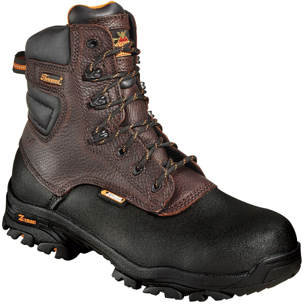 Image for Thorogood Men's Z-Trac Safety Boots - Brown from bootbay