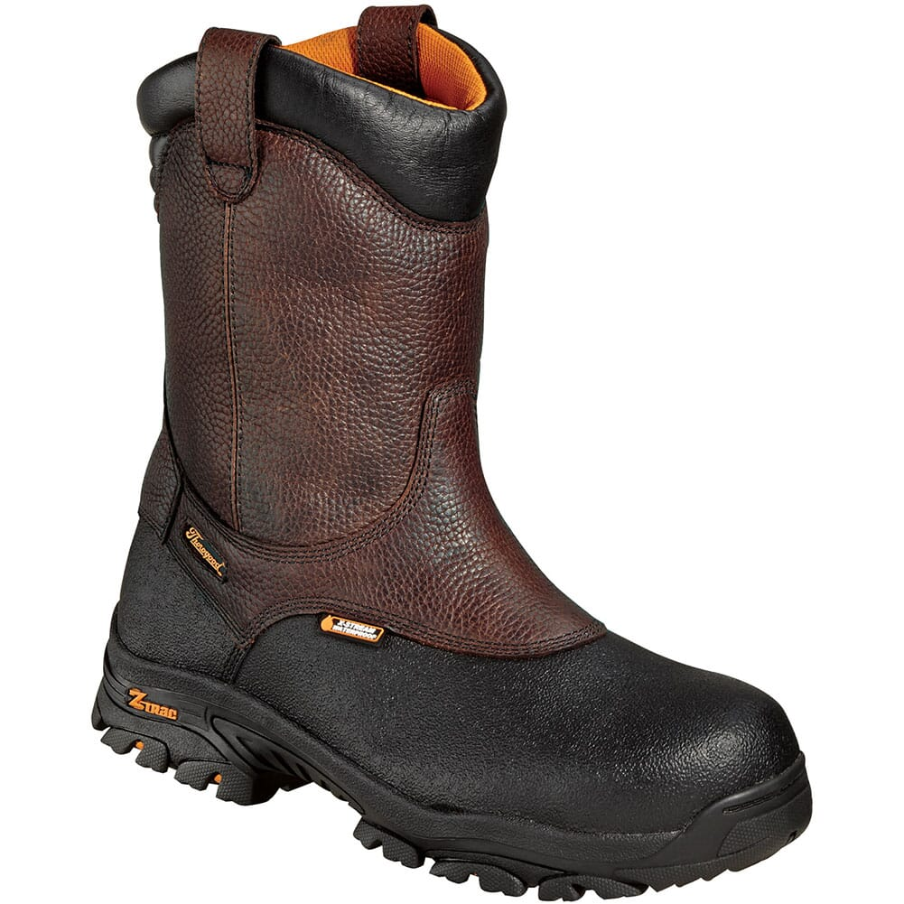 Image for Thorogood Men's Crossover Safety Boots - Brown from bootbay