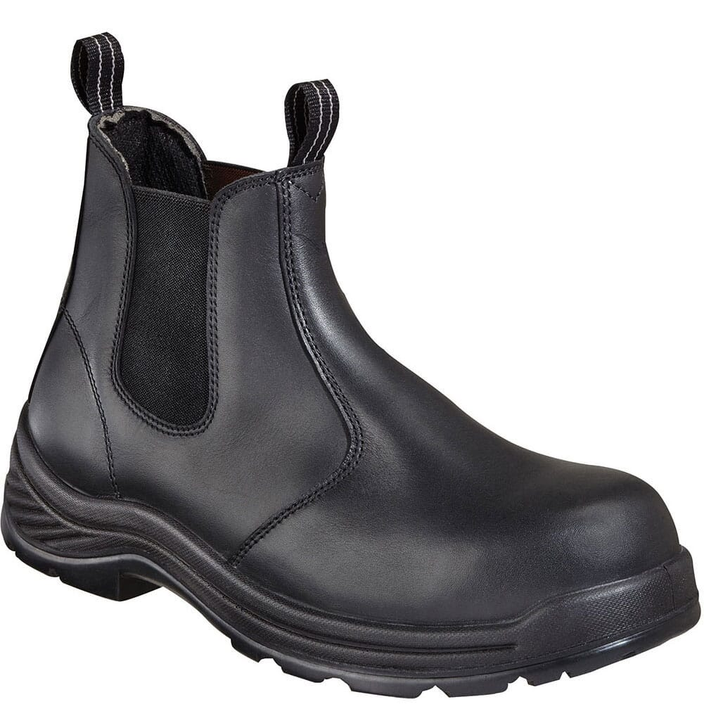 Image for Thorogood Men's Quick Release Station Safety Boots - Black from bootbay