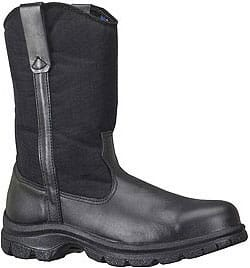 Image for Thorogood Men's Soft Streets Safety Boots - Black from bootbay