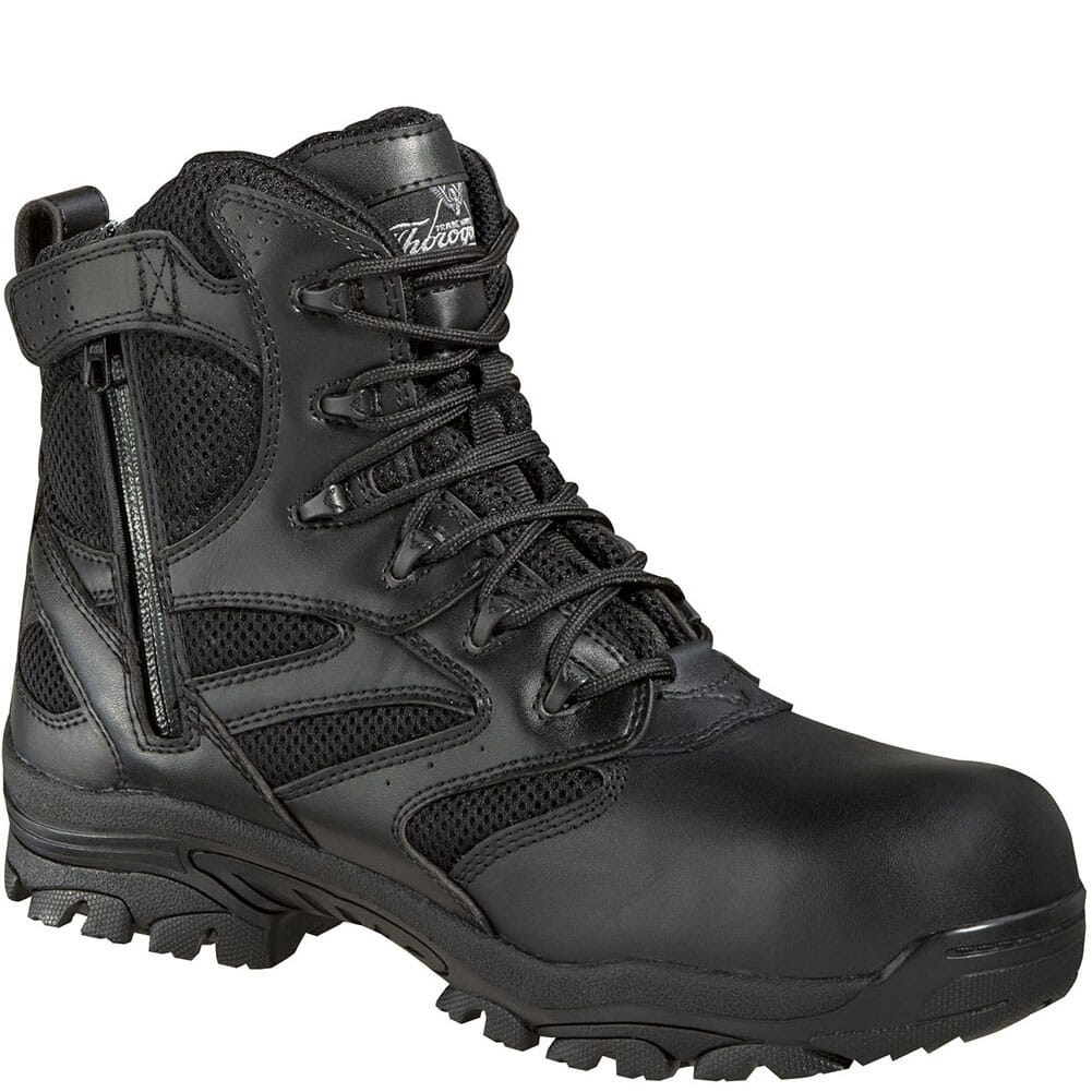 Image for Thorogood Men's Commando II Safety Boots - Black from bootbay