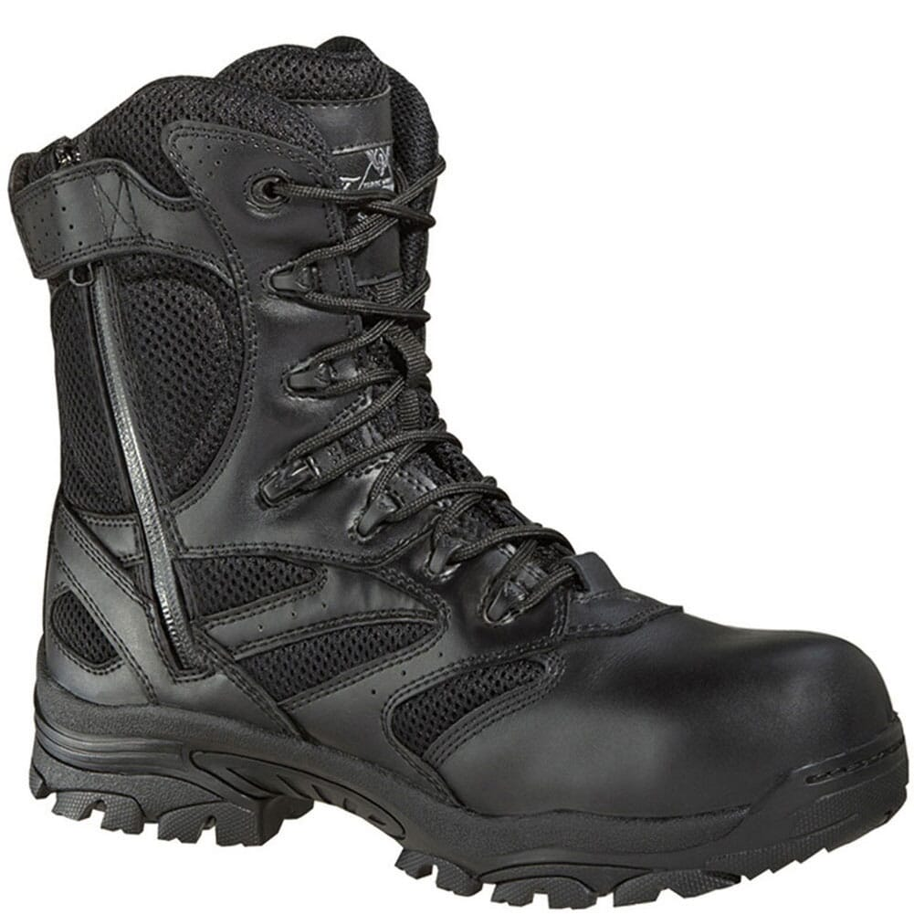 Image for Thorogood Men's Commando II 8in Safety Boots - Black from bootbay