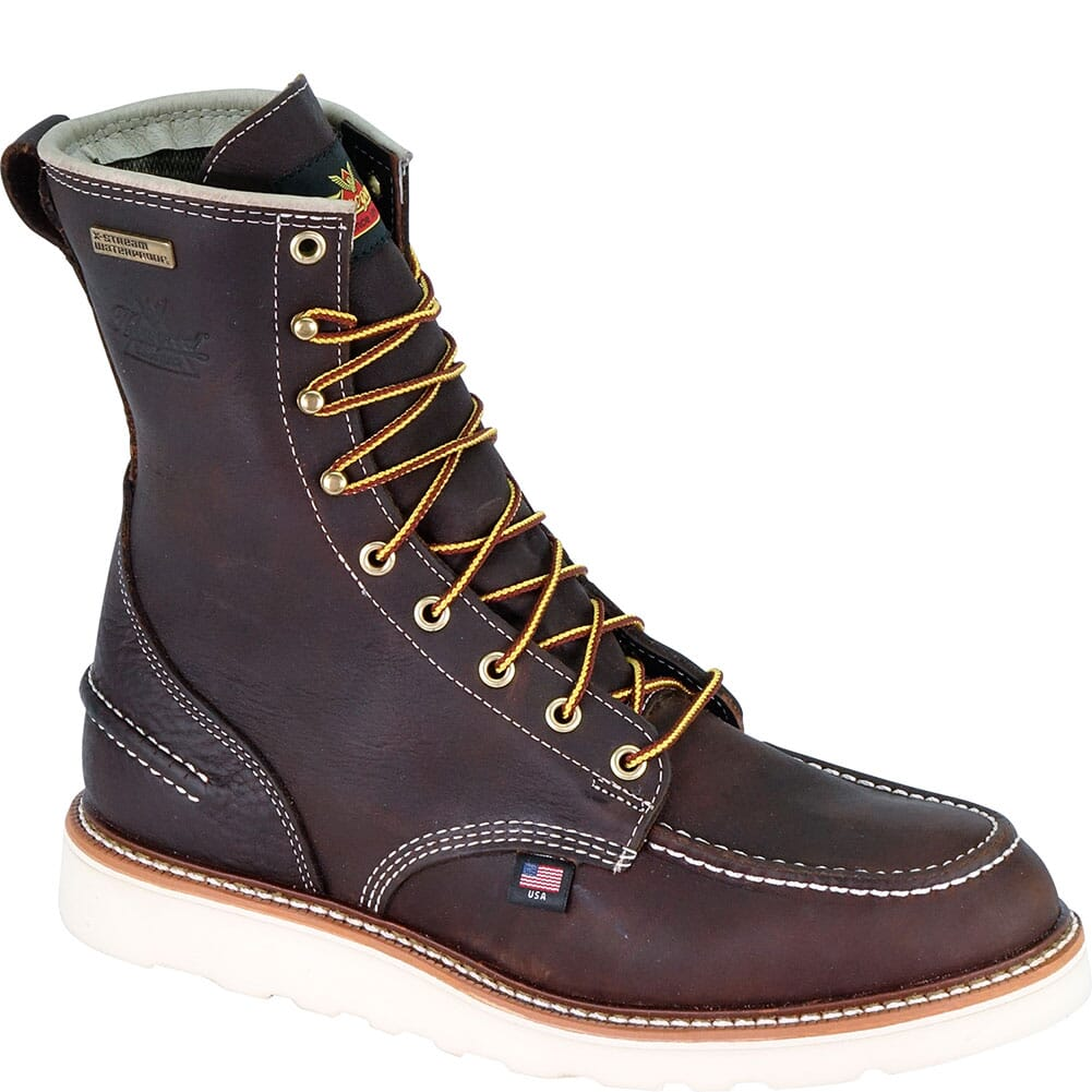 Image for Thorogood Men's Waterproof Work Boots - Briar from bootbay