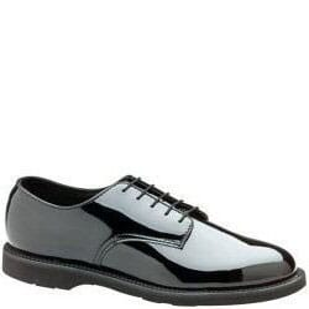 Image for Thorogood Men's Poromeric Uniform Shoes - Black from bootbay