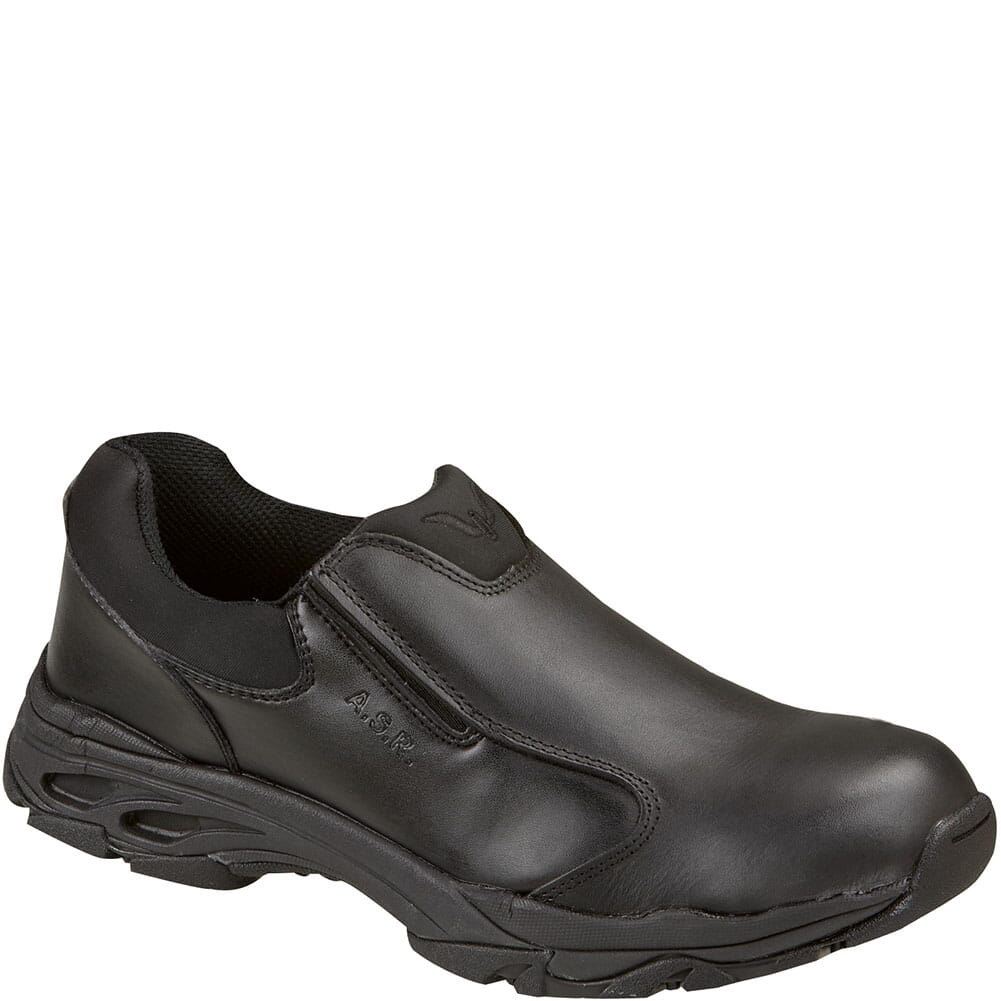 Image for Thorogood Unisex ASR Series Uniform Shoes - Black from bootbay