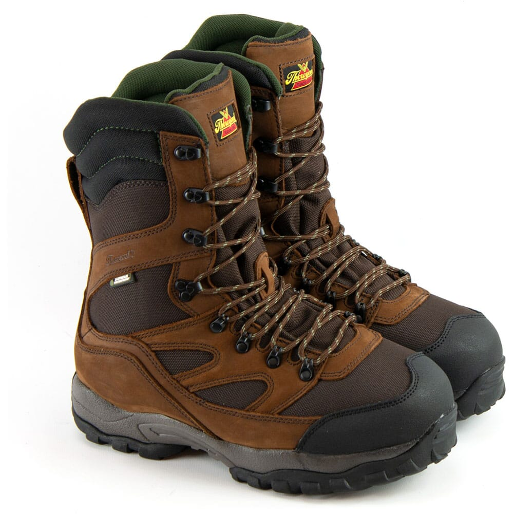 Image for Thorogood Men's Mountain Ridge Outdoor Boots - Maxi Brown from bootbay