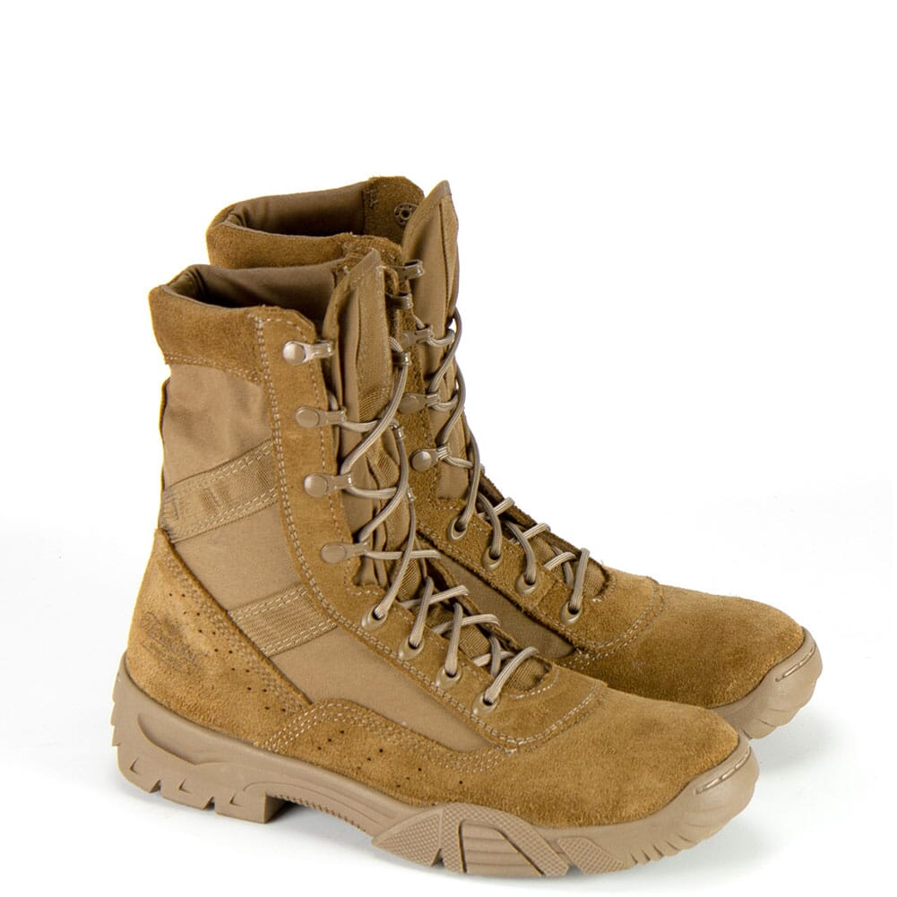 Image for Thorogood Men's Saw Military Boots - Coyote Mohave from bootbay
