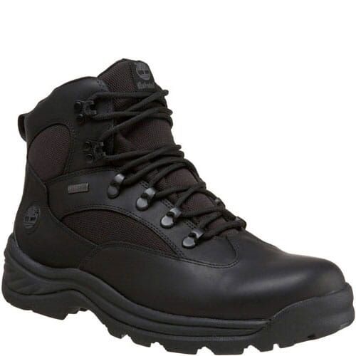 Image for Timberland Men's Chocorua Trail Hiking Boots - Black from bootbay
