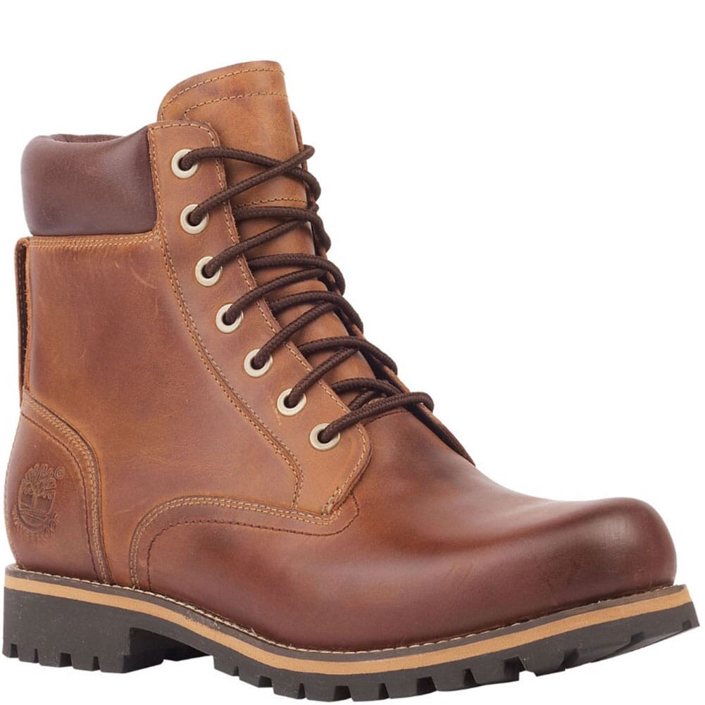 Image for Timberland Men's Rugged WP Casual Boots - Copper from bootbay