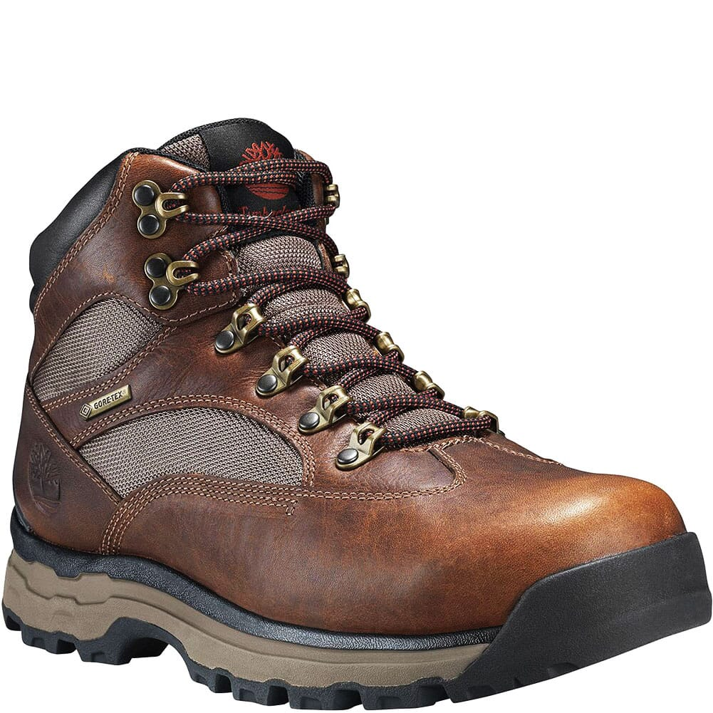 Image for Men's Timberland Chocorua Trail 2.0 WP Hiking Boots - Brown from bootbay