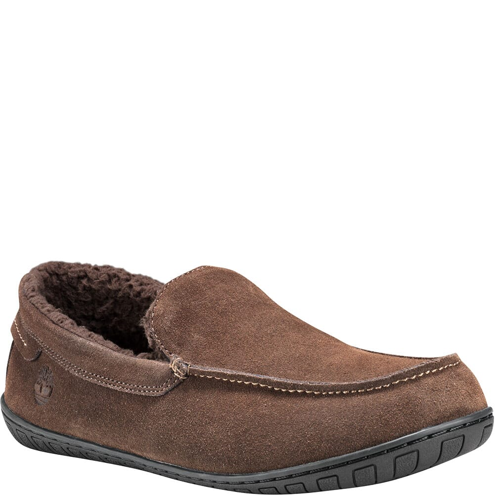 Image for Timberland Men's Torrez Venetian Moccasins - Dark Brown from bootbay