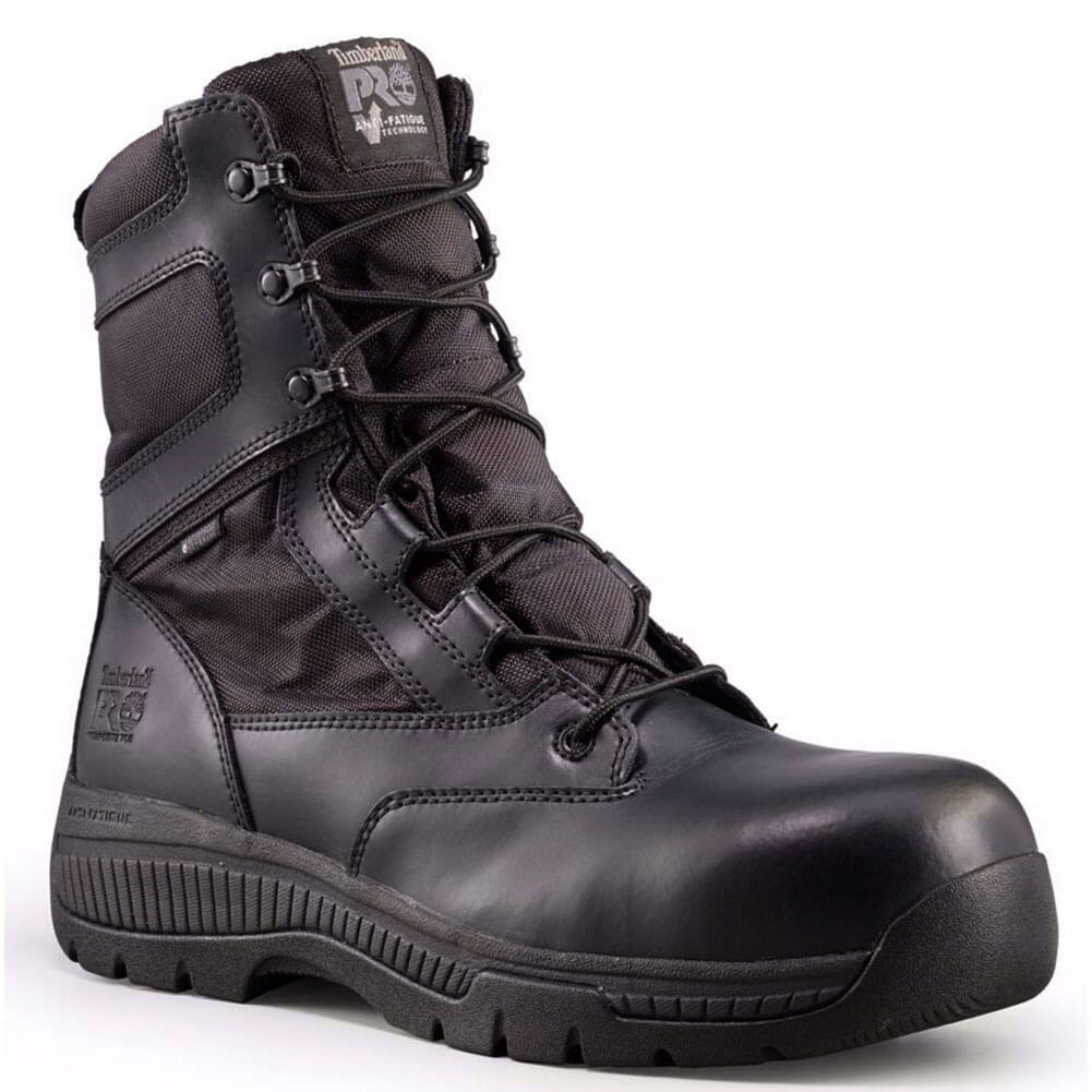 Image for Timberland Pro Men's Valor Zip Safety Boots - Black from bootbay